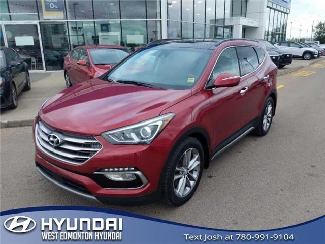 2017 Hyundai Santa Fe Sport  (Stk: 95161A) in Edmonton - Image 2 of 27