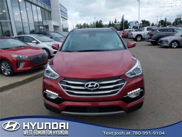 2017 Hyundai Santa Fe Sport  (Stk: 95161A) in Edmonton - Image 3 of 27