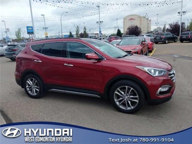 2017 Hyundai Santa Fe Sport  (Stk: 95161A) in Edmonton - Image 5 of 27