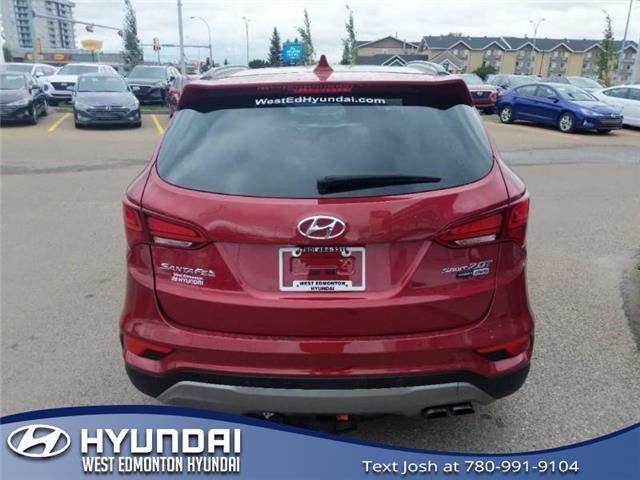 2017 Hyundai Santa Fe Sport  (Stk: 95161A) in Edmonton - Image 7 of 27
