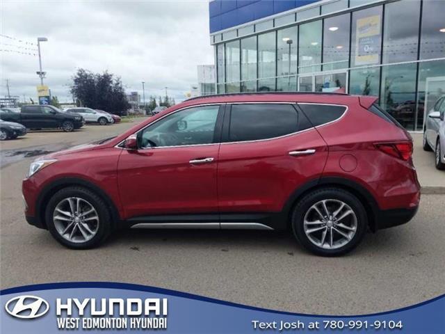 2017 Hyundai Santa Fe Sport  (Stk: 95161A) in Edmonton - Image 10 of 27