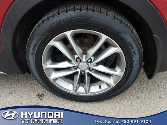 2017 Hyundai Santa Fe Sport  (Stk: 95161A) in Edmonton - Image 11 of 27