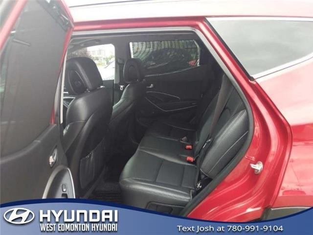 2017 Hyundai Santa Fe Sport  (Stk: 95161A) in Edmonton - Image 12 of 27