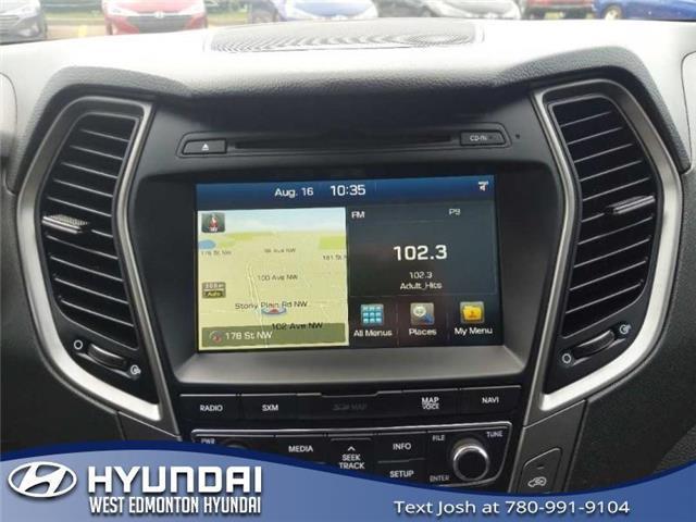 2017 Hyundai Santa Fe Sport  (Stk: 95161A) in Edmonton - Image 22 of 27