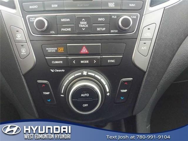 2017 Hyundai Santa Fe Sport  (Stk: 95161A) in Edmonton - Image 25 of 27