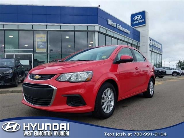 2017 Chevrolet Sonic LT Auto (Stk: 95599A) in Edmonton - Image 1 of 20