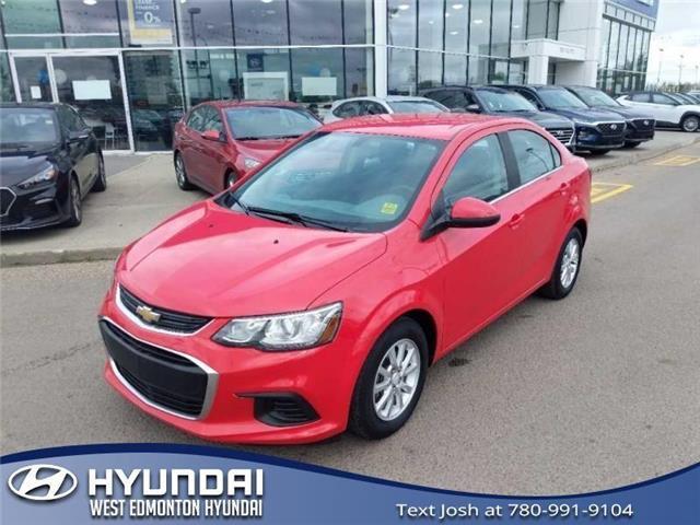 2017 Chevrolet Sonic LT Auto (Stk: 95599A) in Edmonton - Image 2 of 20