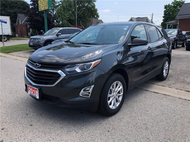 2018 Chevrolet Equinox LS (Stk: 34300) in Belmont - Image 1 of 18