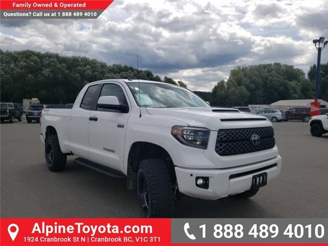 2019 Toyota Tundra TRD Sport Package (Stk: X828999) in Cranbrook - Image 7 of 26