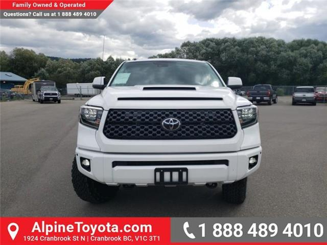 2019 Toyota Tundra TRD Sport Package (Stk: X828999) in Cranbrook - Image 8 of 26
