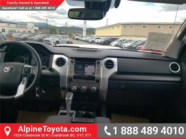 2019 Toyota Tundra TRD Sport Package (Stk: X828999) in Cranbrook - Image 10 of 26