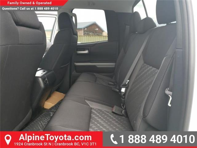 2019 Toyota Tundra TRD Sport Package (Stk: X828999) in Cranbrook - Image 13 of 26