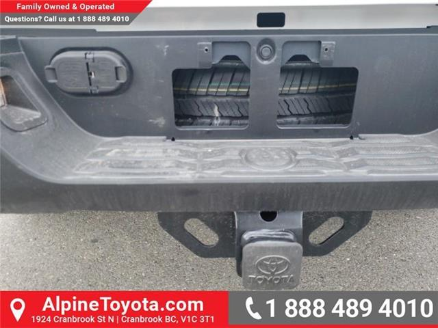 2019 Toyota Tundra TRD Sport Package (Stk: X828999) in Cranbrook - Image 23 of 26