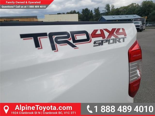 2019 Toyota Tundra TRD Sport Package (Stk: X828999) in Cranbrook - Image 25 of 26