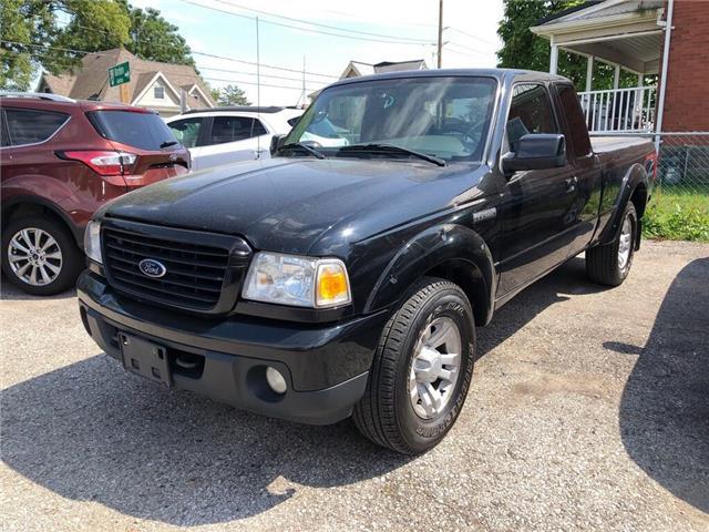 2009 Ford Ranger  (Stk: 34299) in Belmont - Image 1 of 11