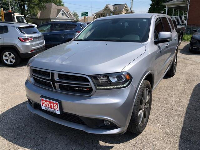 2018 Dodge Durango GT (Stk: 27825) in Belmont - Image 2 of 18