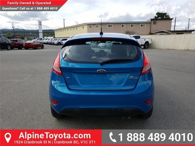 2013 Ford Fiesta SE (Stk: C967129N) in Cranbrook - Image 4 of 21