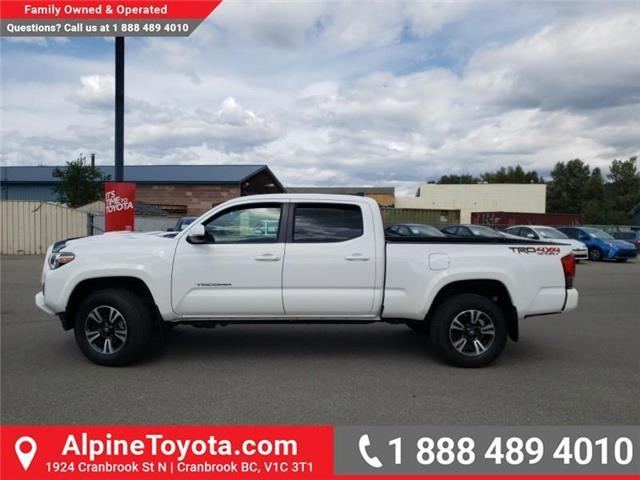 2017 Toyota Tacoma SR5 (Stk: X835112A) in Cranbrook - Image 2 of 24