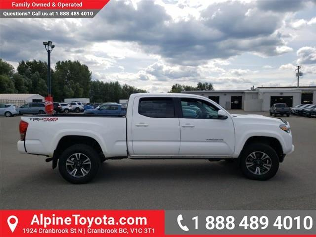 2017 Toyota Tacoma TRD Sport (Stk: X835112A) in Cranbrook - Image 6 of 24