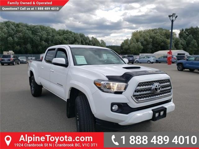 2017 Toyota Tacoma TRD Sport (Stk: X835112A) in Cranbrook - Image 7 of 24