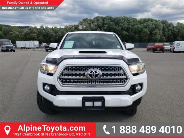 2017 Toyota Tacoma TRD Sport (Stk: X835112A) in Cranbrook - Image 8 of 24