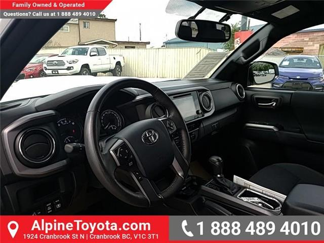 2017 Toyota Tacoma TRD Sport (Stk: X835112A) in Cranbrook - Image 9 of 24