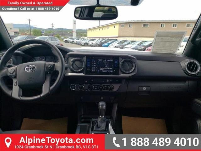 2017 Toyota Tacoma TRD Sport (Stk: X835112A) in Cranbrook - Image 10 of 24