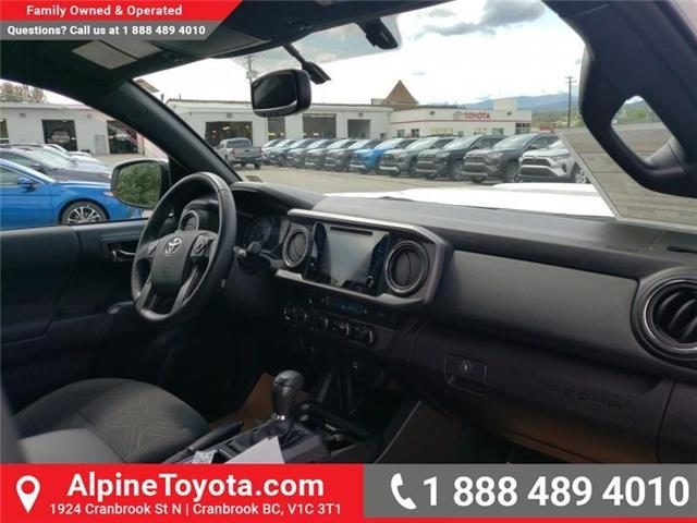 2017 Toyota Tacoma TRD Sport (Stk: X835112A) in Cranbrook - Image 11 of 24