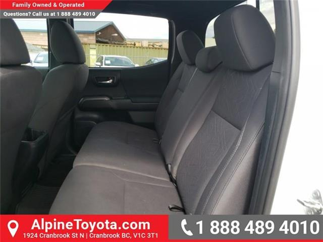 2017 Toyota Tacoma TRD Sport (Stk: X835112A) in Cranbrook - Image 13 of 24