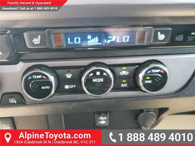 2017 Toyota Tacoma TRD Sport (Stk: X835112A) in Cranbrook - Image 20 of 24