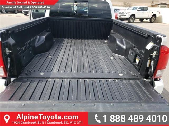 2017 Toyota Tacoma TRD Sport (Stk: X835112A) in Cranbrook - Image 21 of 24