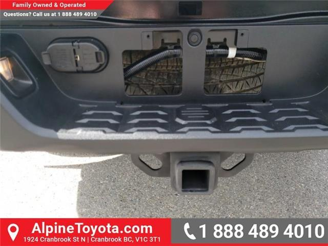 2017 Toyota Tacoma TRD Sport (Stk: X835112A) in Cranbrook - Image 22 of 24