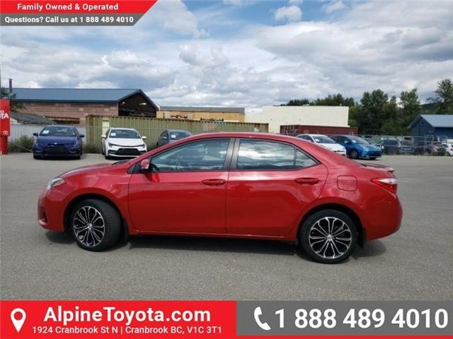 2014 Toyota Corolla S (Stk: C083321M) in Cranbrook - Image 2 of 22