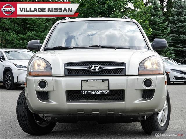 2009 Hyundai Tucson GL (Stk: 90054A) in Unionville - Image 2 of 27