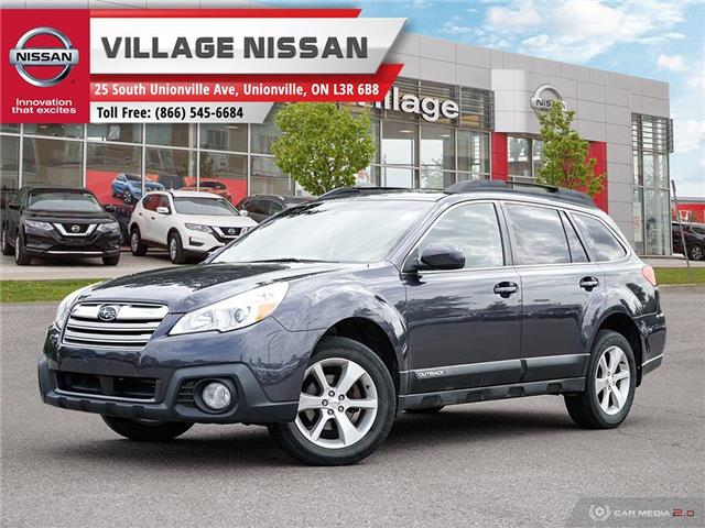 2013 Subaru Outback 2.5i Limited Package (Stk: 90355a) in Unionville - Image 1 of 27