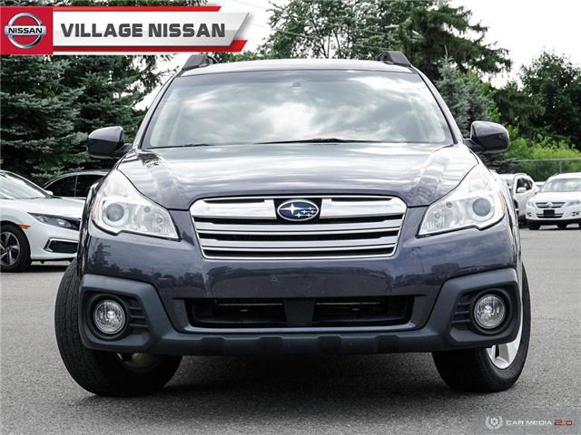 2013 Subaru Outback 2.5i Limited Package (Stk: 90355a) in Unionville - Image 2 of 27