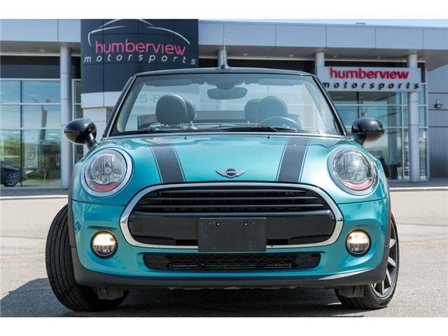 2017 MINI Convertible Cooper (Stk: 19HMS668A) in Mississauga - Image 2 of 20