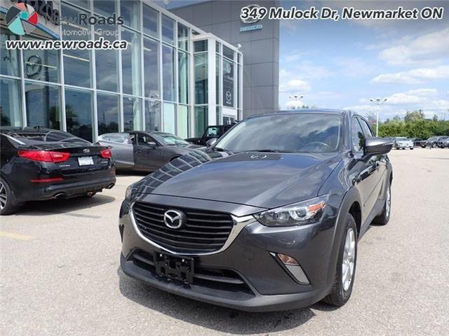 2018 Mazda CX-3 GS (Stk: 40842A) in Newmarket - Image 1 of 30
