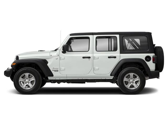 2020 Jeep Wrangler Unlimited SAHARA (Stk: W103803) in Courtenay - Image 2 of 9