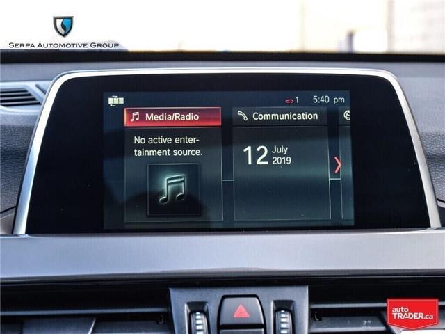 2019 BMW X1 xDrive28i (Stk: P1303) in Aurora - Image 19 of 29