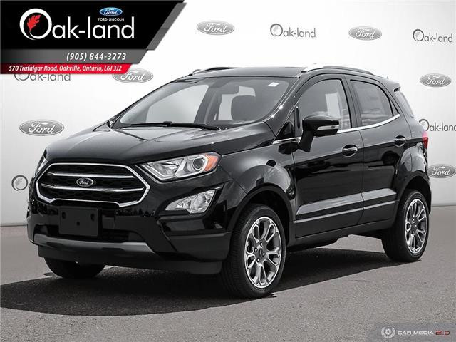 2019 Ford EcoSport Titanium (Stk: 9P001) in Oakville - Image 1 of 25