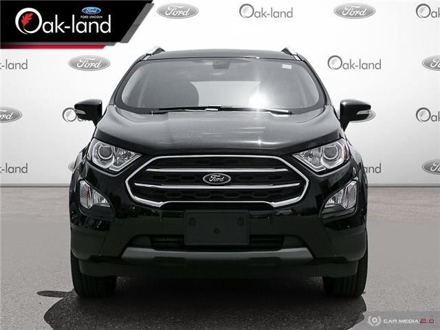 2019 Ford EcoSport Titanium (Stk: 9P001) in Oakville - Image 2 of 25
