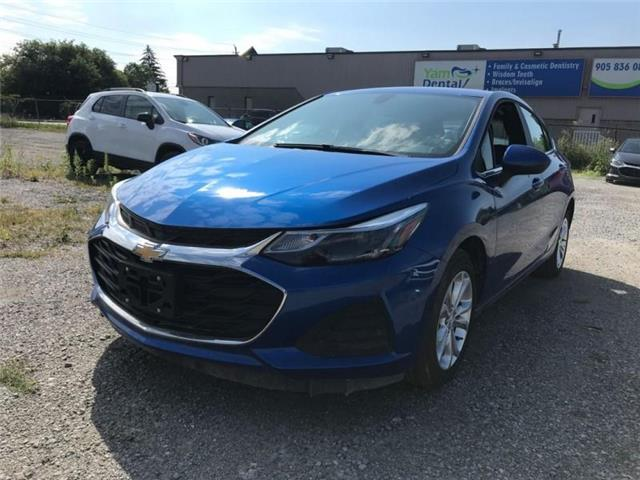 2019 Chevrolet Cruze LT (Stk: S554305) in Newmarket - Image 1 of 22