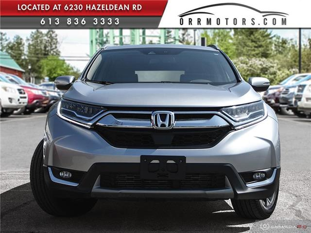 2017 Honda CR-V Touring (Stk: 5856) in Stittsville - Image 2 of 27