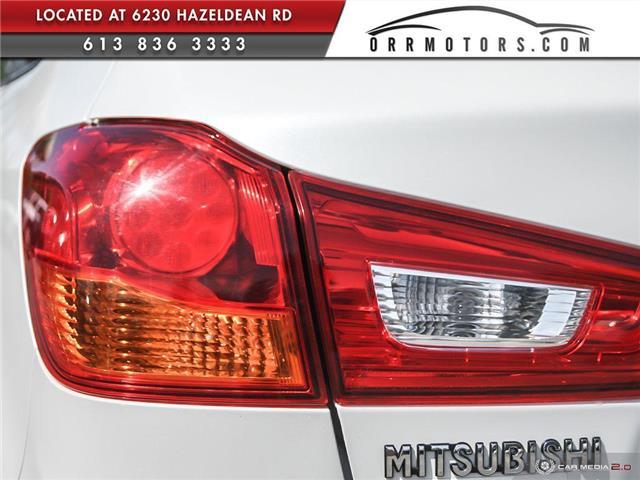 2017 Mitsubishi RVR SE (Stk: 5868) in Stittsville - Image 11 of 27