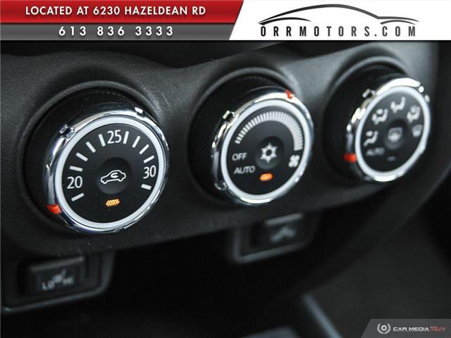 2017 Mitsubishi RVR SE (Stk: 5868) in Stittsville - Image 19 of 27