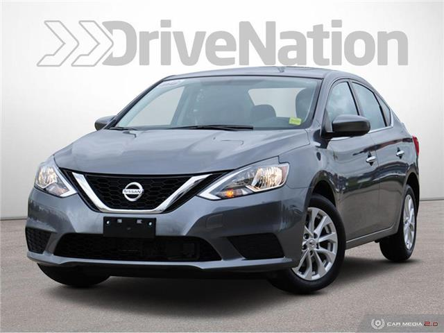 2019 Nissan Sentra 1.8 SV (Stk: WE388) in Edmonton - Image 1 of 28