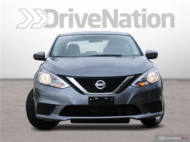 2019 Nissan Sentra 1.8 SV (Stk: WE388) in Edmonton - Image 2 of 28