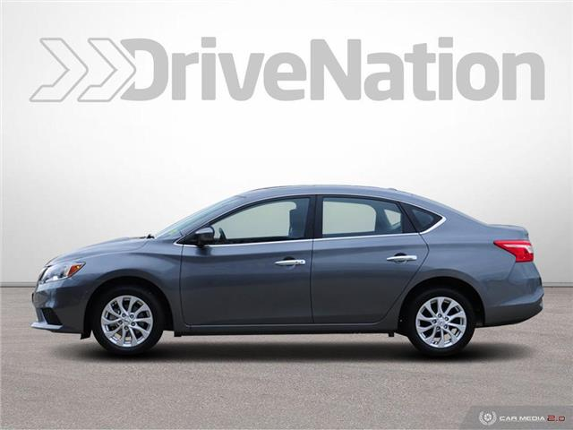 2019 Nissan Sentra 1.8 SV (Stk: WE388) in Edmonton - Image 3 of 28