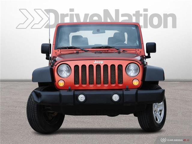 2014 Jeep Wrangler Sport (Stk: WE280B) in Edmonton - Image 2 of 28